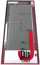 Musun 12000mAh Ultra High Capacity Thin Power Bank with 5V/2.1A Output, for iPhone, iPad & Samsung Galaxy & More – Grey