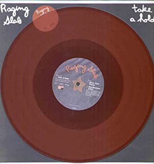 RAGING SLAB - TAKE A HOLD - 12 inch vinyl record