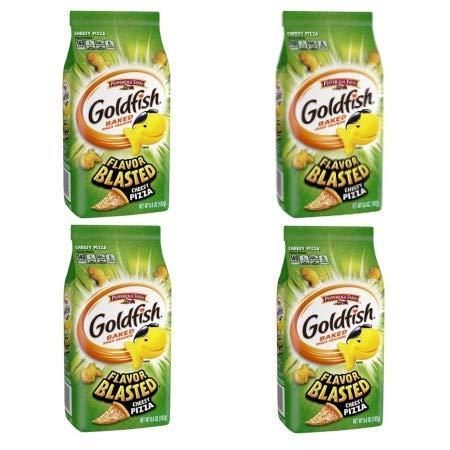 Pepperidge Farm Goldfish Flavor Crackers Xplosive Pizza Max 46% OFF Bargain sale Blasted