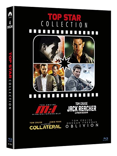Top Star Collection (4 Blu-Ray)