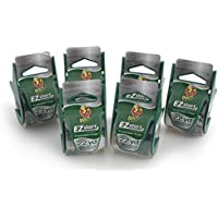 6-Count Duck EZ Start Brand Packing Tape with Dispenser