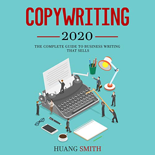 Copywriting 2020 audiobook cover art