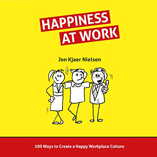 Couverture de Happiness at Work