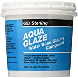 SCL Sterling Quart Aqua Glaze Water Base Glazing Compound