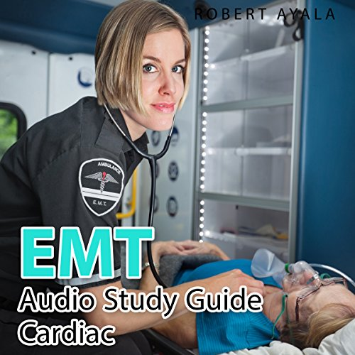 EMT Audio Study Guide - Cardiac Edition audiobook cover art