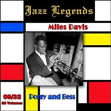Jazz Legends (Légendes du Jazz), Vol. 09/32: Miles Davis - Porgy and Bess