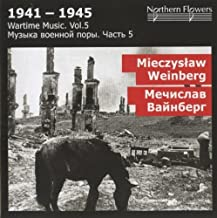 Mieczyslaw Weinberg by St.Petersburg State Academic Symphony Orchestra