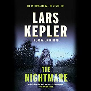 The Nightmare     A Novel (Joona Linna, Book 2)              Written by:                                                                                                                                 Lars Kepler                               Narrated by:                                                                                                                                 Saul Reichlin                      Length: 15 hrs and 56 mins     Not rated yet     Overall 0.0