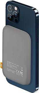 Xtorm Magnetisk trådlös strömbank 5000 med Next-Gen-teknik, trådlös laddningsstandard (Apple iPhone 12 kompatibel), kraftf...