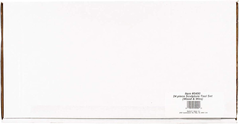 Weber Skulptur Werkzeug Set, Mehrfarbig, 24 B005JTJHBA | Kaufen