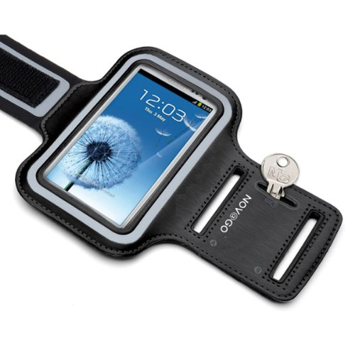 NOV@GO - Fascia da braccio per iPod Nano 7a generazione, iPod 7G,