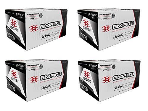 Benial 4X Empire Ultra Evil Paintballs Cal.68 2000er Packung