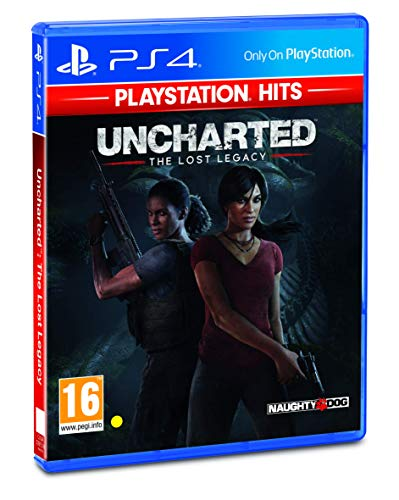 Uncharted: The Lost Legacy PS4 - PlayStation 4