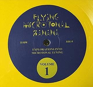 FLYING MICROTONAL BANANA LIMITED EDITION RADIOACTIVE YELLOW