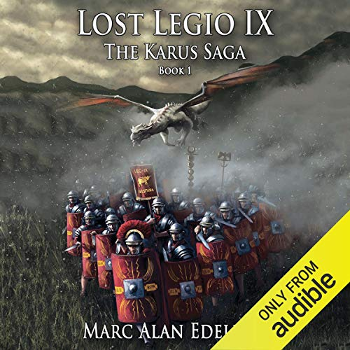 Lost Legio IX cover art