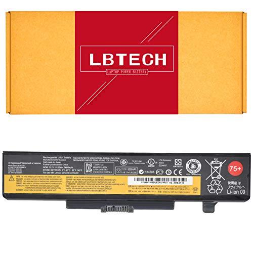 LBTECH E430 75 75+ Battery Replacement for Lenovo ThinkPad E Series E431 E435 E440 E445 E530 E531 E535 E540 E545 IdeaPad G480 G485 G585 G580 Y480 11.1V 5200mAh 6 Cell