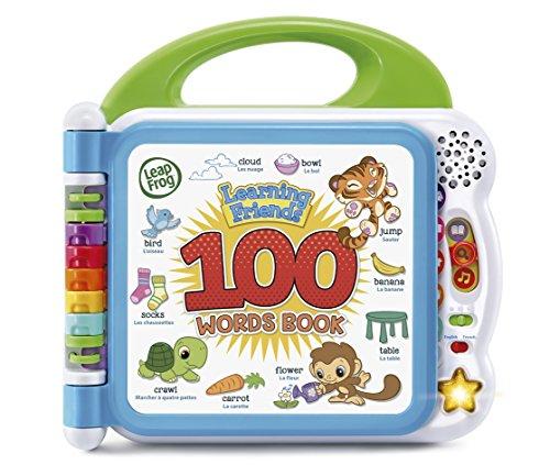 Cefa Toys 00710 Mis Primeras 100 Palabras (CEFATOYS, Multicolor (Vtech