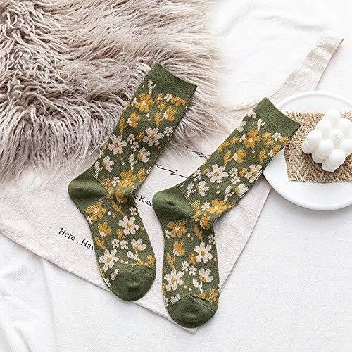 2 Pares de Calcetines para Hombres y Mujeres Calcetines de Felpa cálidos Gruesos de Invierno Calcetines de Tubo para Mujer Calcetines de Piso Calcetines de Toalla-a44