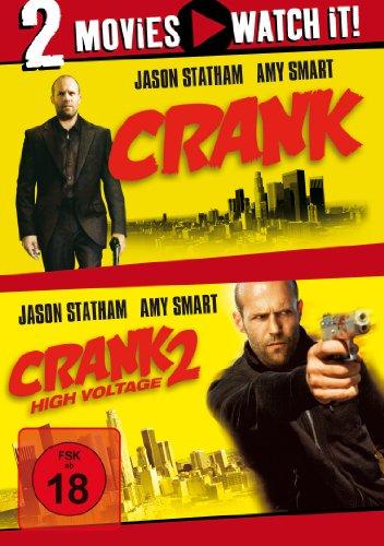 Crank / Crank 2: High Voltage [Alemania] [DVD]
