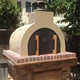 Outdoor Pizza Oven Kit • DIY Pizza Oven – The Mattone Barile Foam Form (Medium Size) provides...