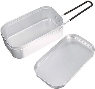 カセット、調理用食器カセット餐外食器用カセットスリーブ自作的カセット午餐カセット便携帯食器野外野餐野营食器
