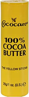 Cococare Cocoa Butter Stick, 1 Ounce (Pack of 2)