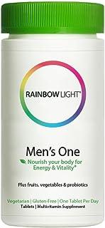 Rainbow Light Men's One Multi-Vitamin, 150 Count