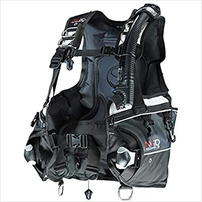 Sherwood New Avid CQR-3 Scuba Diving BC/BCD Weight Integrated Buoyancy Compensator (3XL-5XL)