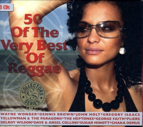50 of the Very Best of Reggae by Various Artists (2006-06-27)