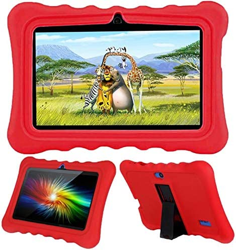 AKNICI 7 Inch Kids Tablet Cases Shockproof Silicone Cover for Dragon Touch Y88X Plus Y88X Pro product image