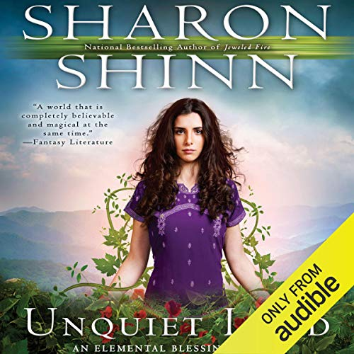 Unquiet Land Audiobook By Sharon Shinn cover art