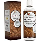 Fractionated Coconut Oil for Skin Care - Refined Coconut Oil Liquid...