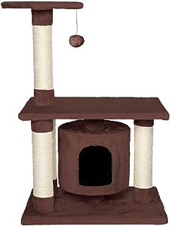 Dibea KB00221 Árbol Rascador Escalador para Gatos, Altura