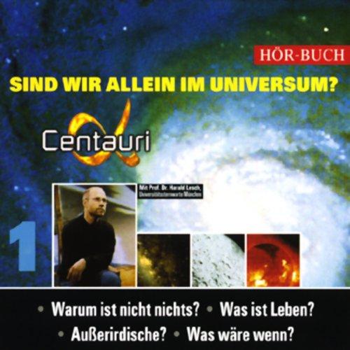 Sind wir allein im Universum? Titelbild