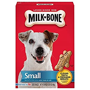 Milk-Bone Original Dog Treats for Small Dogs, 24 Ounce (Pack of 2)