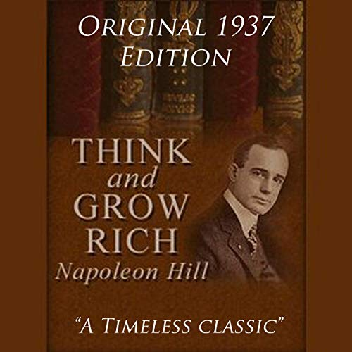 Think and Grow Rich - The Original 1937 Edition cover art