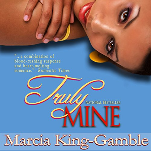 Truly Mine audiobook cover art