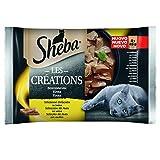 Sheba Les Creations Selezione Delicata, Pollame - 52 Bustine x 85gr...