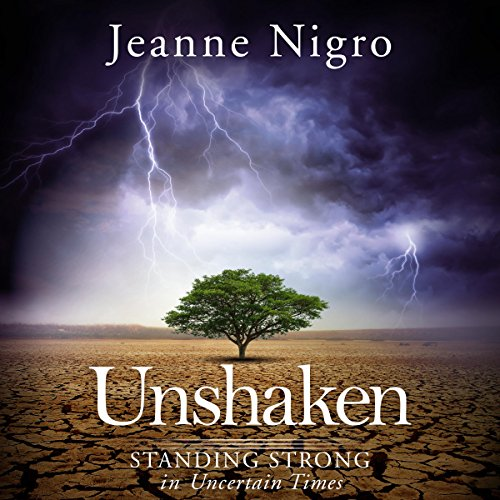 Unshaken audiobook cover art