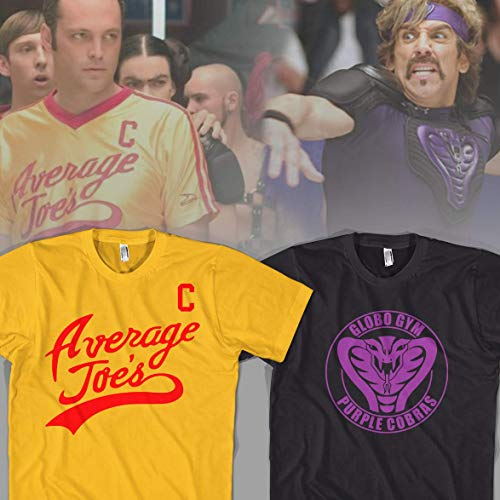Dodgeball Halloween Costume Average Joe's Purple Cobras For Friends Duo Couples Party Cheap and Easy