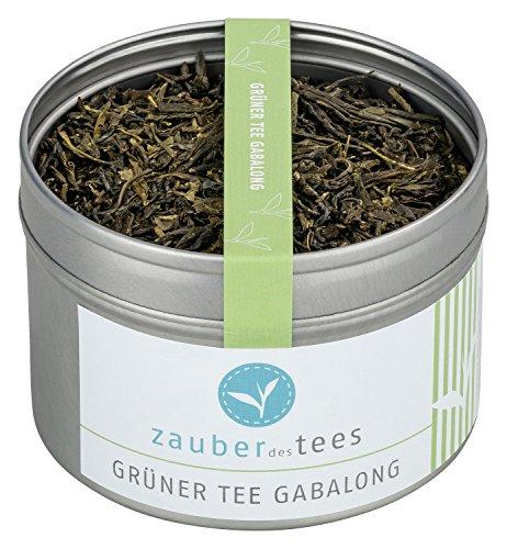 Zauber des Tees Grüner Tee Gabalong, 70g