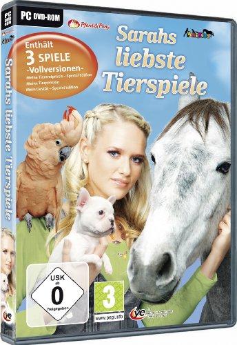 Sarahs liebste Tierspiele