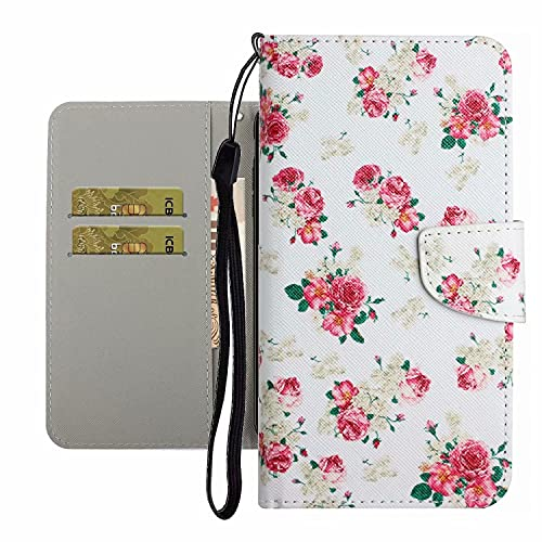TYWZ Leuke Case voor OPPO A94 4G, PU Lederen Cover voor Meisjes Vrouwen Kleurrijke Ontwerp Portemonnee Stand Kaartsleuf…