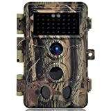 DIGITNOW! Trail Camera 16MP 1080P HD Waterproof, Wildlife Hunting Scouting Game Camera