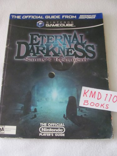 Eternal Darkness: Sanity's Requiem, Gamecube: The Official Nintendo Player's Guide