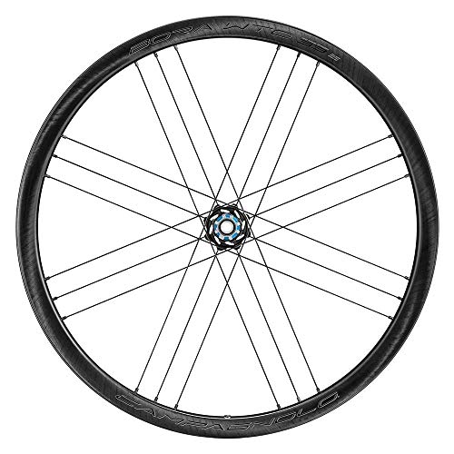 Campagnolo Wheel - Bora WTO 33 DB 2-Way Dark Label Rear Black Sram XDR