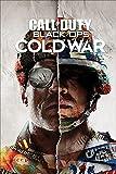 1art1 Call of Duty - Black Ops Cold War Split Póster (91 x 61cm)