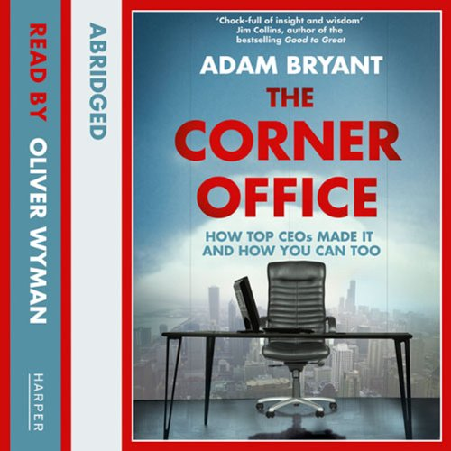 The Corner Office cover art