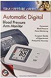 Veridian Healthcare 01-550 Smartheart Automatic Arm Digital Blood Pressure Monitor