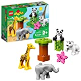 LEGO DUPLO Town Baby Animals 10904 Building Bricks (9 Pieces)